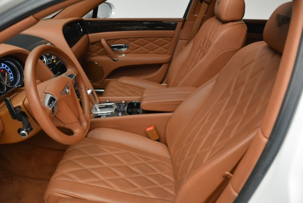 Used 2014 Bentley Flying Spur W12 for sale Sold at Pagani of Greenwich in Greenwich CT 06830 23