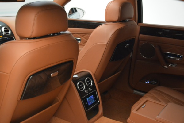 Used 2014 Bentley Flying Spur W12 for sale Sold at Pagani of Greenwich in Greenwich CT 06830 27