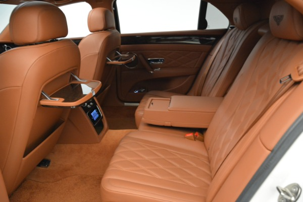 Used 2014 Bentley Flying Spur W12 for sale Sold at Pagani of Greenwich in Greenwich CT 06830 28