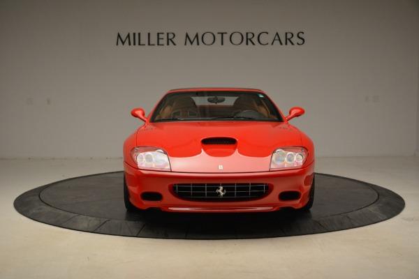 Used 2005 FERRARI Superamerica for sale $299,900 at Pagani of Greenwich in Greenwich CT 06830 11