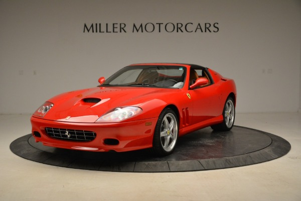 Used 2005 Ferrari Superamerica for sale Sold at Pagani of Greenwich in Greenwich CT 06830 13