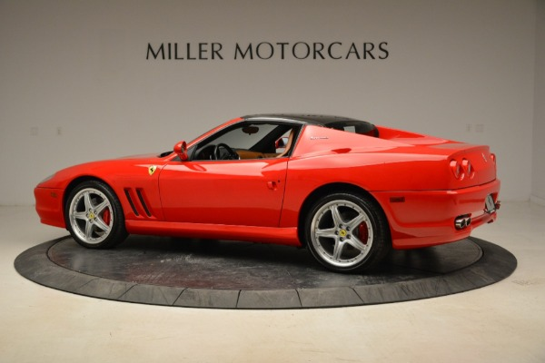 Used 2005 Ferrari Superamerica for sale Sold at Pagani of Greenwich in Greenwich CT 06830 15