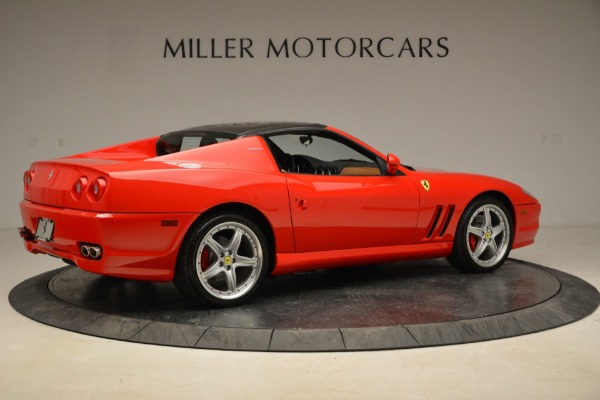 Used 2005 Ferrari Superamerica for sale Sold at Pagani of Greenwich in Greenwich CT 06830 18