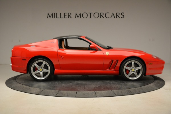 Used 2005 Ferrari Superamerica for sale Sold at Pagani of Greenwich in Greenwich CT 06830 19