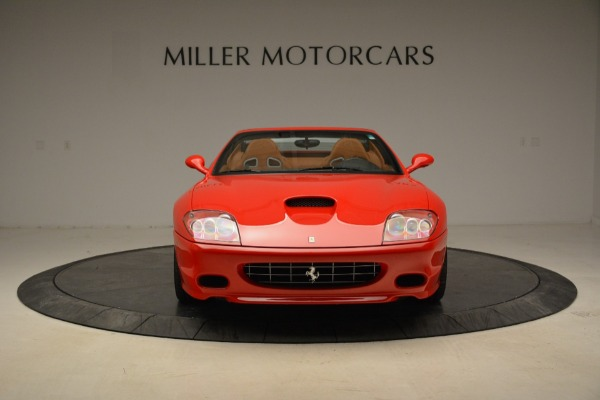 Used 2005 Ferrari Superamerica for sale Sold at Pagani of Greenwich in Greenwich CT 06830 21