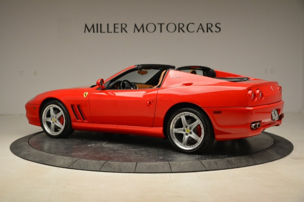Used 2005 Ferrari Superamerica for sale Sold at Pagani of Greenwich in Greenwich CT 06830 3