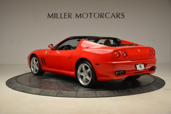 Used 2005 Ferrari Superamerica for sale Sold at Pagani of Greenwich in Greenwich CT 06830 4