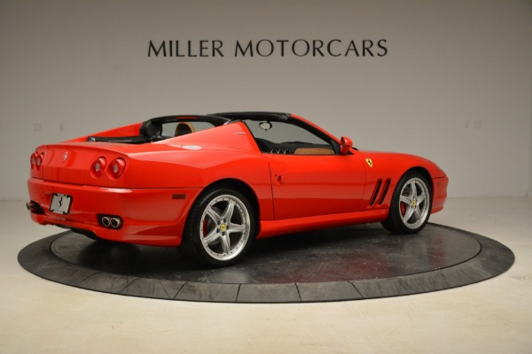Used 2005 Ferrari Superamerica for sale Sold at Pagani of Greenwich in Greenwich CT 06830 7