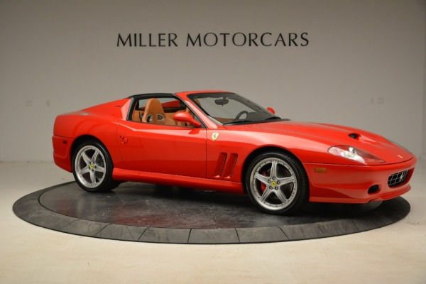 Used 2005 Ferrari Superamerica for sale Sold at Pagani of Greenwich in Greenwich CT 06830 9