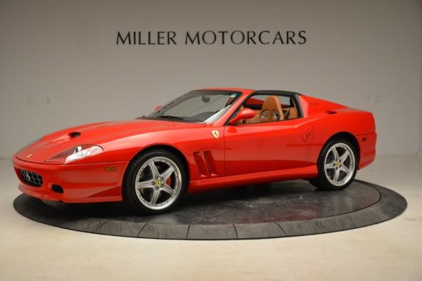 Used 2005 Ferrari Superamerica for sale Sold at Pagani of Greenwich in Greenwich CT 06830 1