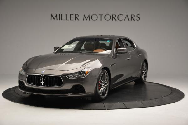 Used 2016 Maserati Ghibli S Q4 for sale Sold at Pagani of Greenwich in Greenwich CT 06830 18
