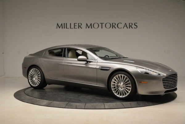 Used 2014 Aston Martin Rapide S for sale Sold at Pagani of Greenwich in Greenwich CT 06830 10