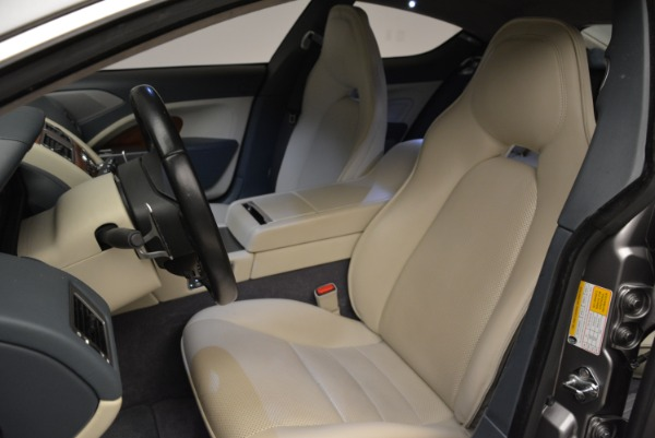 Used 2014 Aston Martin Rapide S for sale Sold at Pagani of Greenwich in Greenwich CT 06830 16