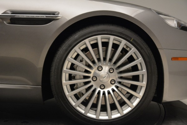 Used 2014 Aston Martin Rapide S for sale Sold at Pagani of Greenwich in Greenwich CT 06830 21
