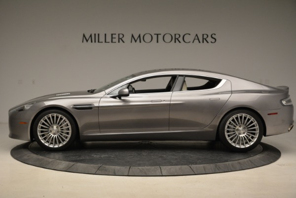 Used 2014 Aston Martin Rapide S for sale Sold at Pagani of Greenwich in Greenwich CT 06830 3