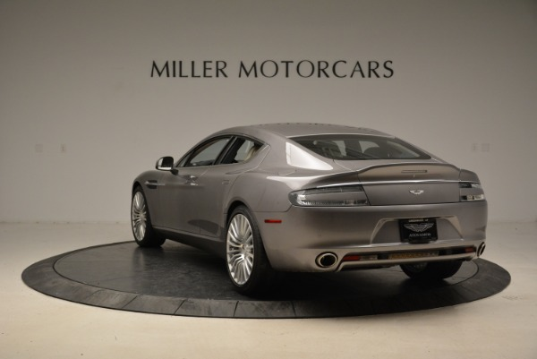 Used 2014 Aston Martin Rapide S for sale Sold at Pagani of Greenwich in Greenwich CT 06830 5