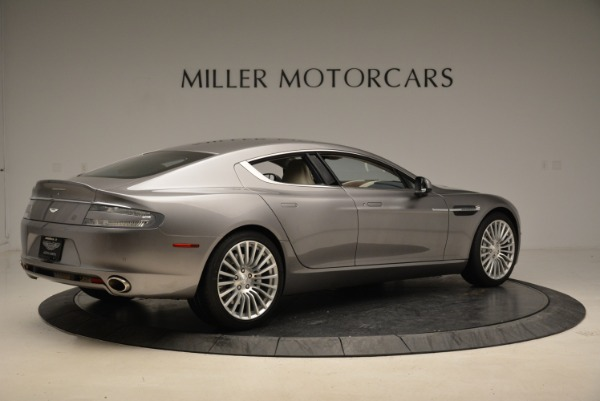 Used 2014 Aston Martin Rapide S for sale Sold at Pagani of Greenwich in Greenwich CT 06830 8