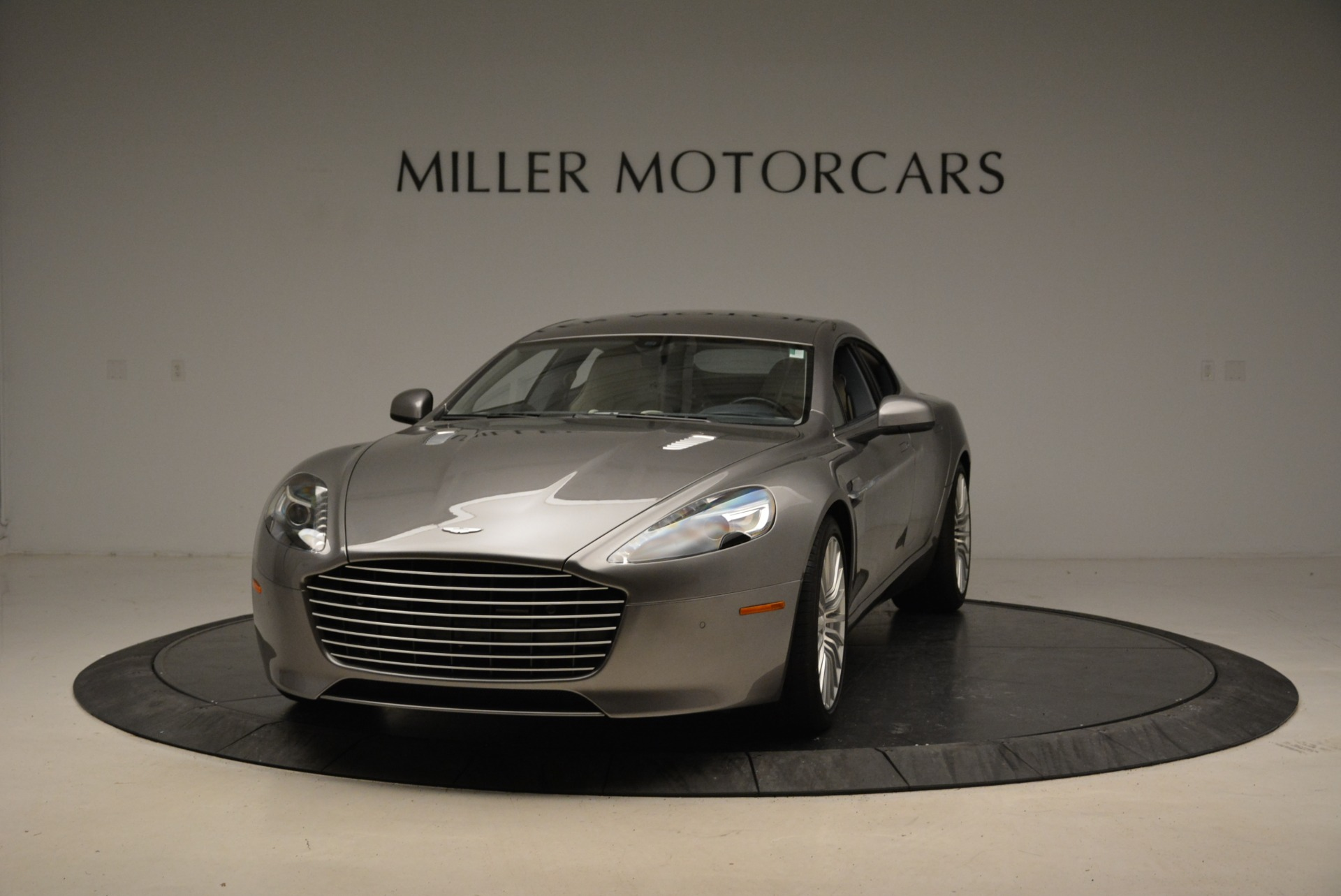 Used 2014 Aston Martin Rapide S for sale Sold at Pagani of Greenwich in Greenwich CT 06830 1
