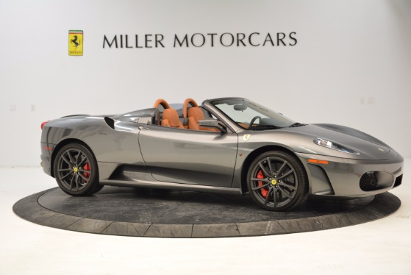 Used 2008 Ferrari F430 Spider for sale Sold at Pagani of Greenwich in Greenwich CT 06830 10