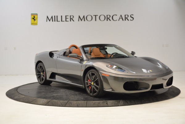 Used 2008 Ferrari F430 Spider for sale Sold at Pagani of Greenwich in Greenwich CT 06830 11