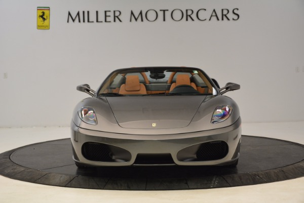 Used 2008 Ferrari F430 Spider for sale Sold at Pagani of Greenwich in Greenwich CT 06830 12