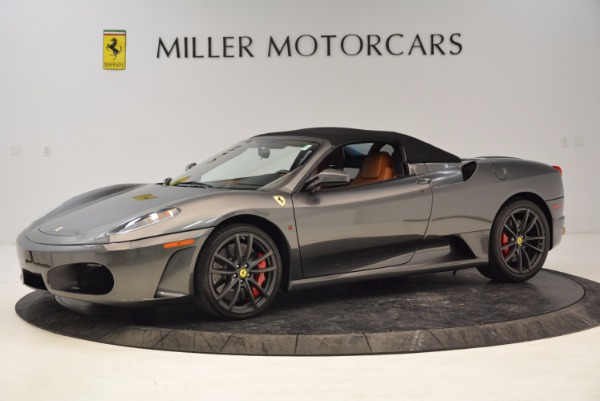 Used 2008 Ferrari F430 Spider for sale Sold at Pagani of Greenwich in Greenwich CT 06830 14