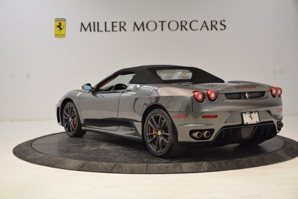 Used 2008 Ferrari F430 Spider for sale Sold at Pagani of Greenwich in Greenwich CT 06830 17