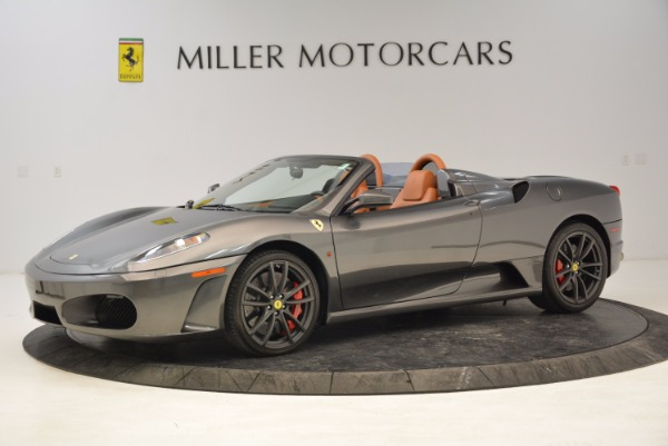 Used 2008 Ferrari F430 Spider for sale Sold at Pagani of Greenwich in Greenwich CT 06830 2