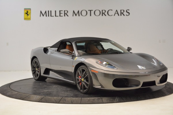 Used 2008 Ferrari F430 Spider for sale Sold at Pagani of Greenwich in Greenwich CT 06830 23