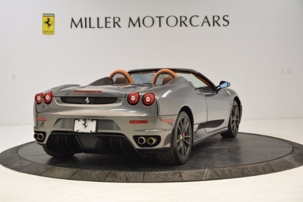 Used 2008 Ferrari F430 Spider for sale Sold at Pagani of Greenwich in Greenwich CT 06830 7