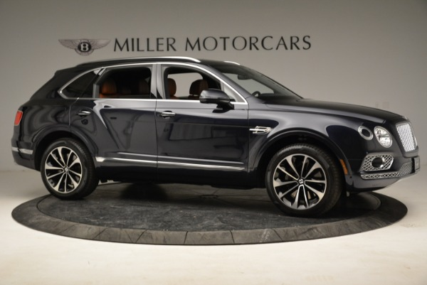 Used 2017 Bentley Bentayga W12 for sale Sold at Pagani of Greenwich in Greenwich CT 06830 10