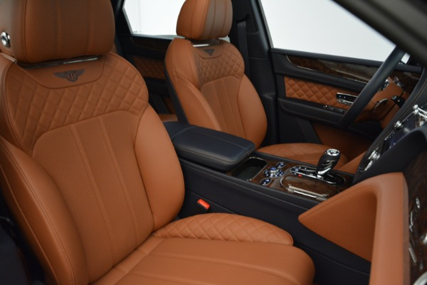 Used 2017 Bentley Bentayga W12 for sale Sold at Pagani of Greenwich in Greenwich CT 06830 23