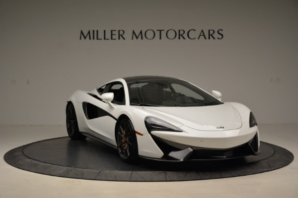 Used 2017 McLaren 570S for sale Sold at Pagani of Greenwich in Greenwich CT 06830 11