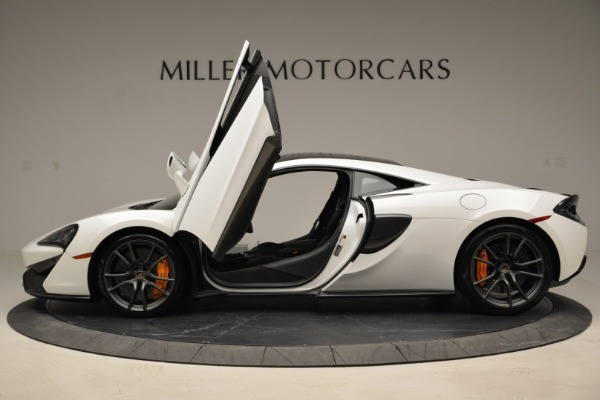 Used 2017 McLaren 570S for sale Sold at Pagani of Greenwich in Greenwich CT 06830 15