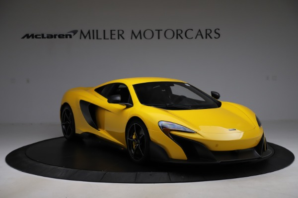 Used 2016 McLaren 675LT Coupe for sale $225,900 at Pagani of Greenwich in Greenwich CT 06830 10