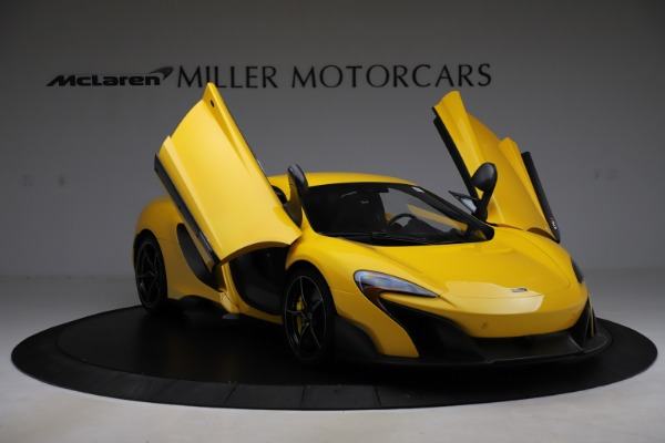 Used 2016 McLaren 675LT Coupe for sale $225,900 at Pagani of Greenwich in Greenwich CT 06830 11