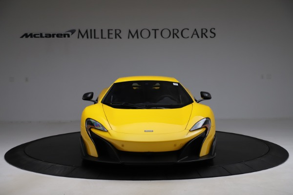Used 2016 McLaren 675LT Coupe for sale $225,900 at Pagani of Greenwich in Greenwich CT 06830 12