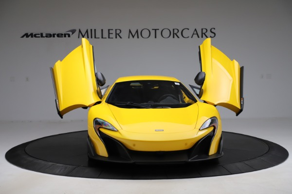 Used 2016 McLaren 675LT Coupe for sale $225,900 at Pagani of Greenwich in Greenwich CT 06830 13