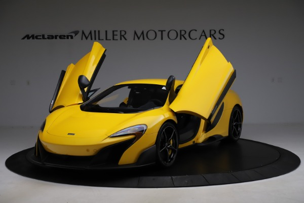 Used 2016 McLaren 675LT Coupe for sale $225,900 at Pagani of Greenwich in Greenwich CT 06830 14