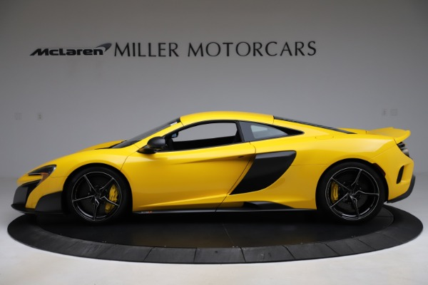 Used 2016 McLaren 675LT Coupe for sale $225,900 at Pagani of Greenwich in Greenwich CT 06830 2