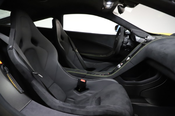 Used 2016 McLaren 675LT Coupe for sale $225,900 at Pagani of Greenwich in Greenwich CT 06830 22