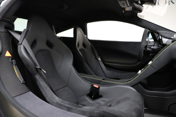 Used 2016 McLaren 675LT Coupe for sale $225,900 at Pagani of Greenwich in Greenwich CT 06830 23