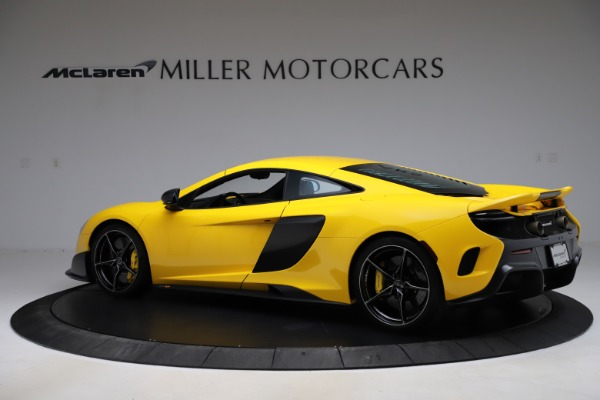 Used 2016 McLaren 675LT Coupe for sale $225,900 at Pagani of Greenwich in Greenwich CT 06830 3