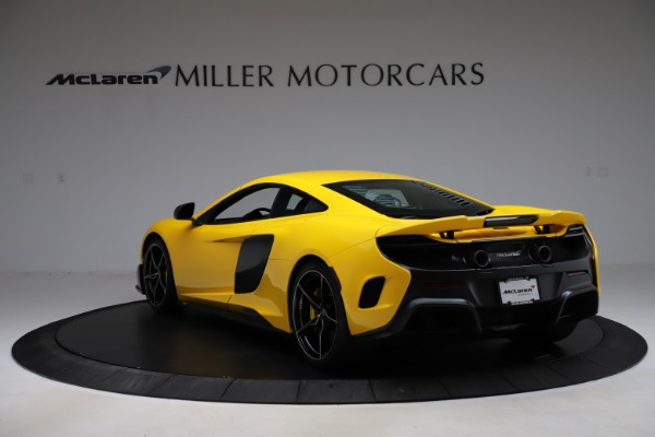 Used 2016 McLaren 675LT Coupe for sale $225,900 at Pagani of Greenwich in Greenwich CT 06830 4