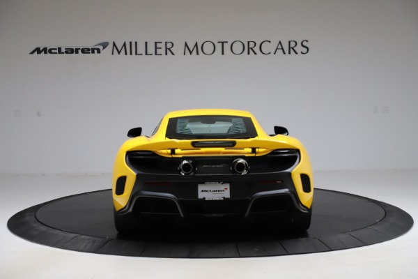 Used 2016 McLaren 675LT for sale $225,900 at Pagani of Greenwich in Greenwich CT 06830 5