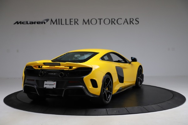 Used 2016 McLaren 675LT Coupe for sale $225,900 at Pagani of Greenwich in Greenwich CT 06830 6