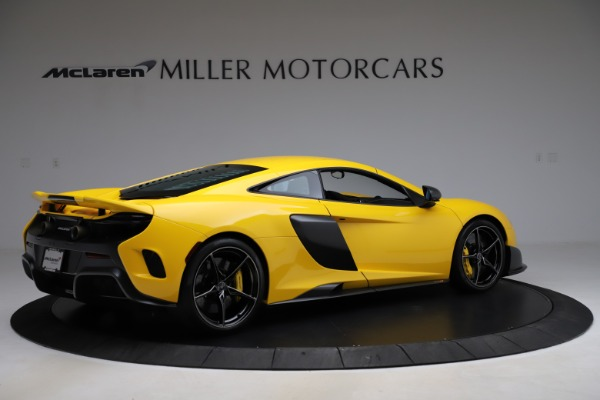 Used 2016 McLaren 675LT Coupe for sale $225,900 at Pagani of Greenwich in Greenwich CT 06830 7