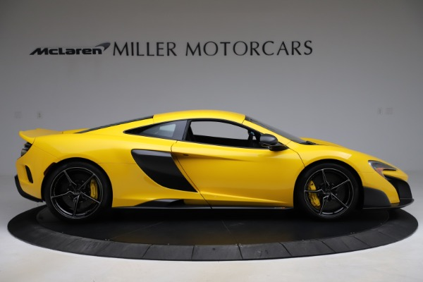 Used 2016 McLaren 675LT Coupe for sale $225,900 at Pagani of Greenwich in Greenwich CT 06830 8