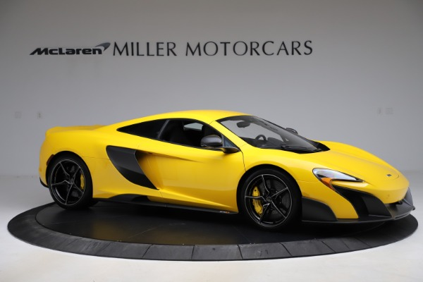 Used 2016 McLaren 675LT Coupe for sale $225,900 at Pagani of Greenwich in Greenwich CT 06830 9