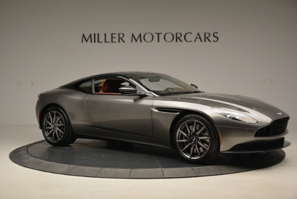 Used 2018 Aston Martin DB11 V12 for sale $169,990 at Pagani of Greenwich in Greenwich CT 06830 10